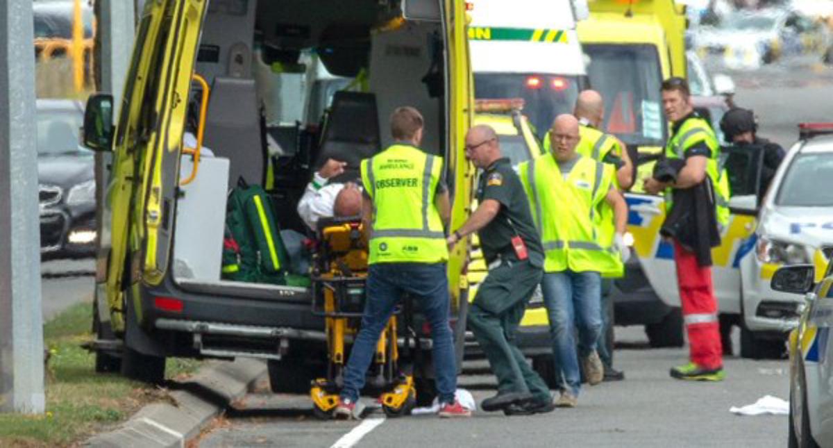 donald trump lamenta masacre en mezquitas de nueva zelanda