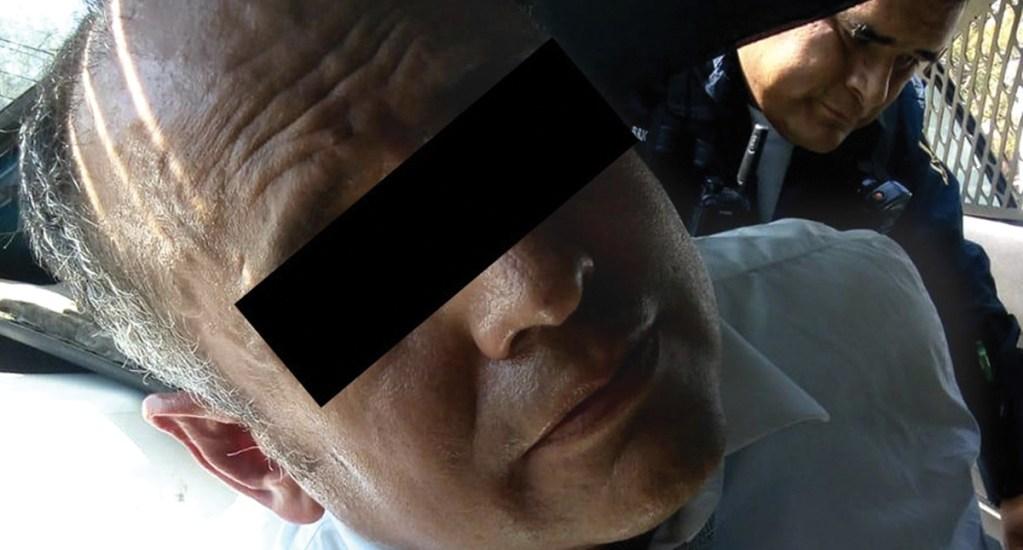 Detienen a exdiputado del PRD por portación de arma en Iztapalapa - Foto de Milenio