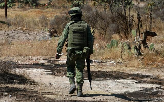 Agreden a militares en carretera de Quintana Roo - seguridad