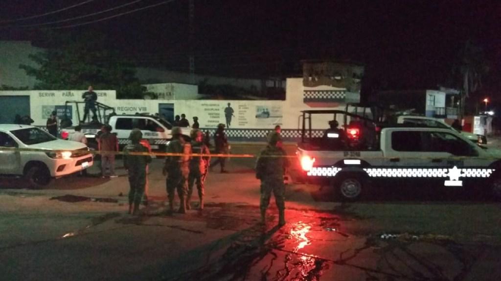 Abaten a cuatro miembros del CJNG en Veracruz. Noticias en tiempo real