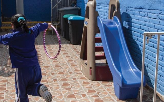 Morena propone que SEP se haga cargo de estancias infantiles - Foto de Notimex