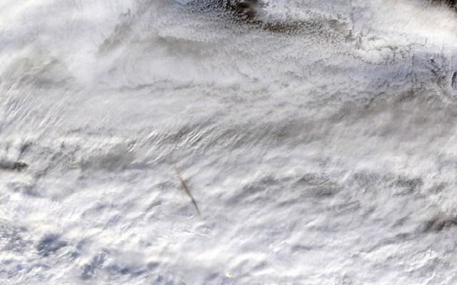 NASA revela imágenes de meteorito que explotó en la Tierra - Foto de NASA