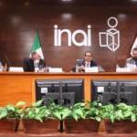 Inai ordena a la SCT publicar información del Tren Maya - Foto del INAI