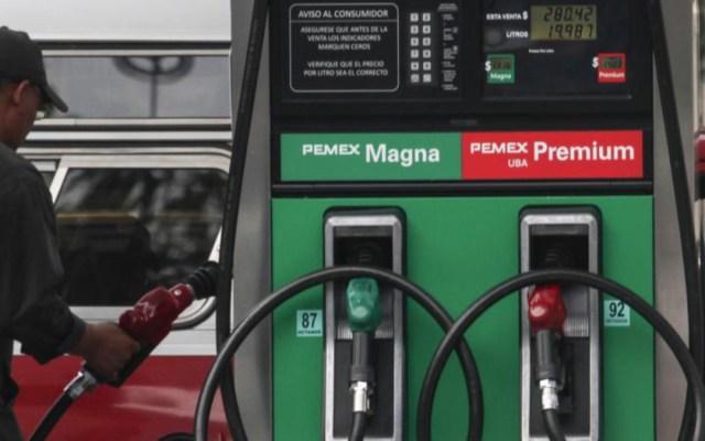 Gasolinas en la frontera deben costar lo mismo que en EE.UU.: AMLO - gasolina frontera