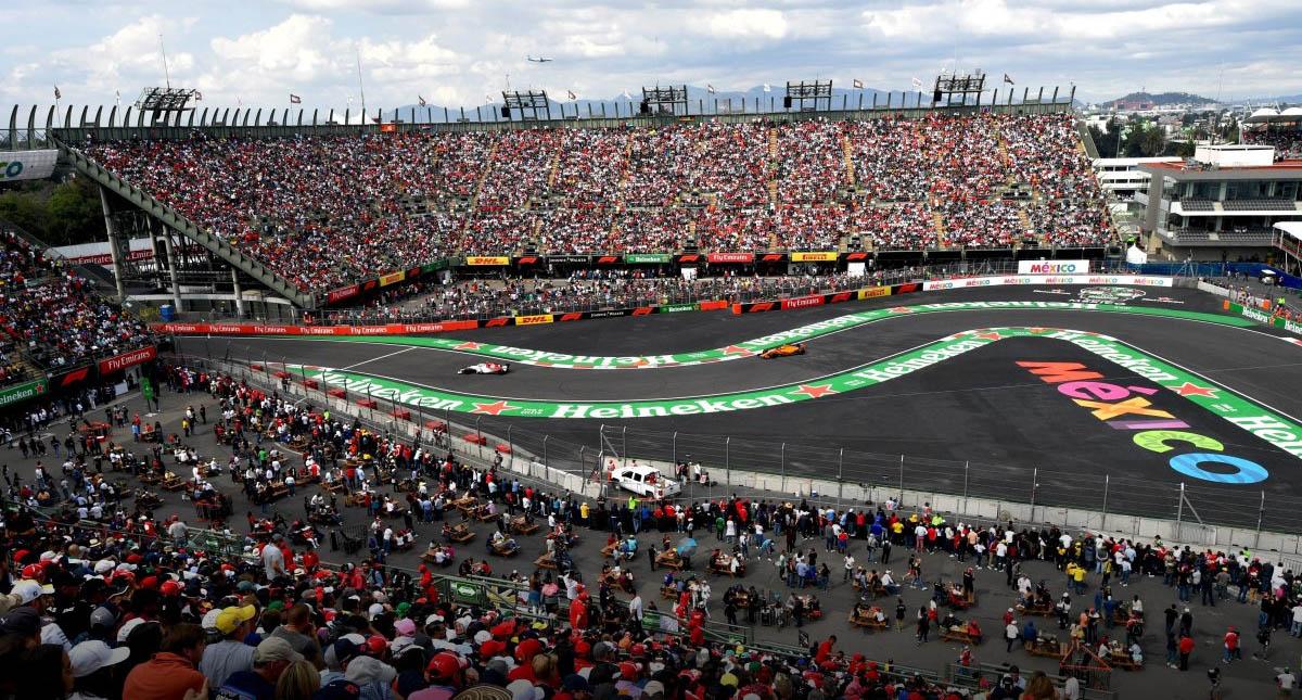 México pierde derecho a conservar carrera de la Fórmula 1
