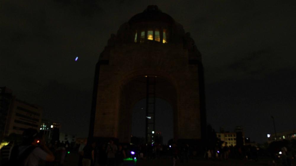 Se une México a La Hora del Planeta - Foto de Notimex