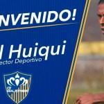 Joel Huiqui será director deportivo de equipo de Segunda División