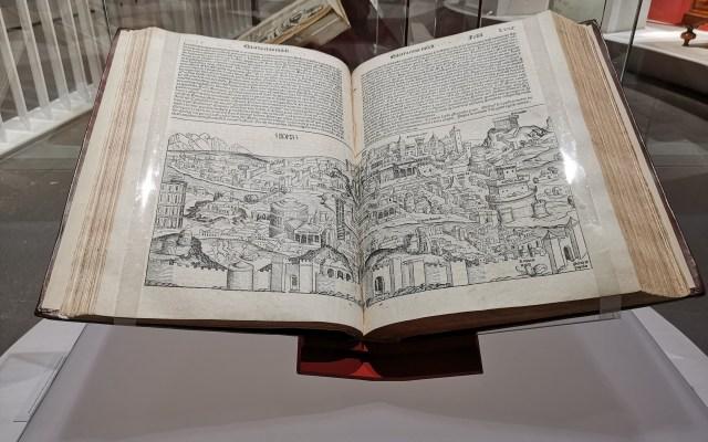 Reúnen cinco siglos en el Museo Franz Mayer - Foto de López-Dóriga Digital.