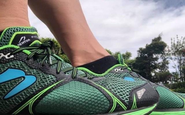Tecnología para corredores - Foto de Newton.