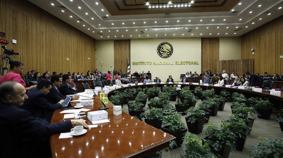 Niega INE registro como partido político a Grupo Social Promotor de México - INE Instituto Nacional Electoral