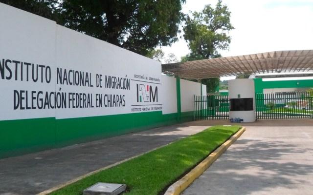 Cierra oficina migratoria de Chiapas tras incidente violento con cubanos - Foto de Chiapas Paralelo