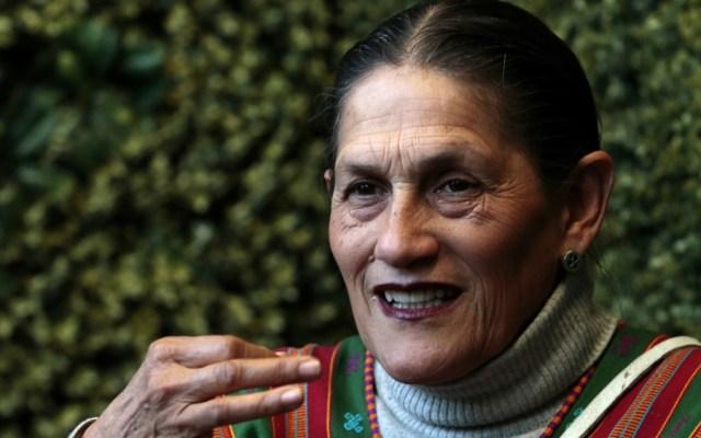 Mariguana no es droga, es planta sagrada: Jesusa Rodríguez - Foto de Notimex