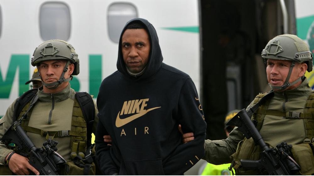 Capturan a exfutbolista de la selección colombiana por narcotráfico - Foto de AFP