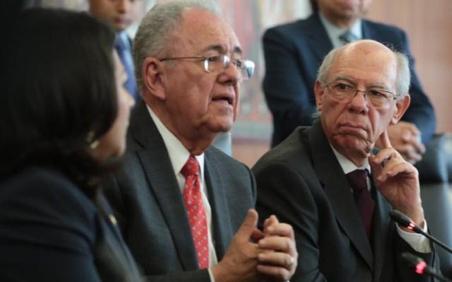 Elección en Puebla no presionará investigación sobre accidente: Jiménez Espriú - Jiménez Espriú niega presión en investigación de accidente de helicóptero