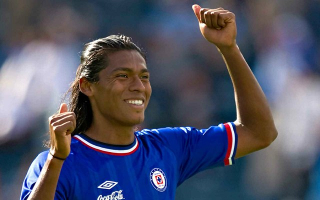 Joel Huiqui regresa a Cruz Azul para ser técnico de la categoría Sub-13 - Foto de Mexsport