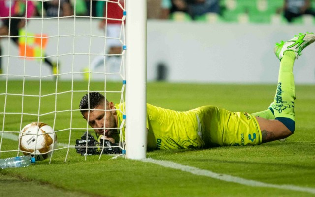 Jonathan Orozco causa baja del Tricolor - Foto de Mexsport