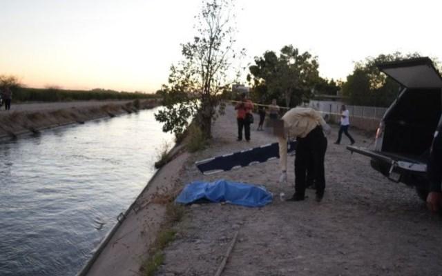 Muere joven en canal de Culiacán - joven ahogado canal quila