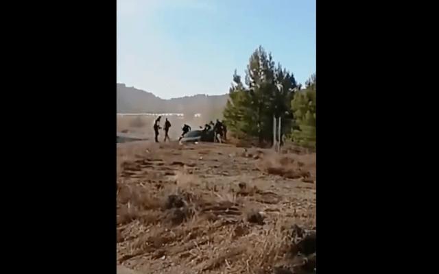 #Video Policía detiene a joven que conducía drogado en España - Captura de Pantalla