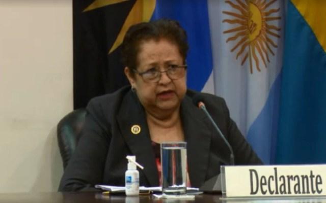 CIDH condena inacción ante amenazas a jueza en Guatemala - CIDH condena inaccion de gobierno guatemalteco en presiones a jueza