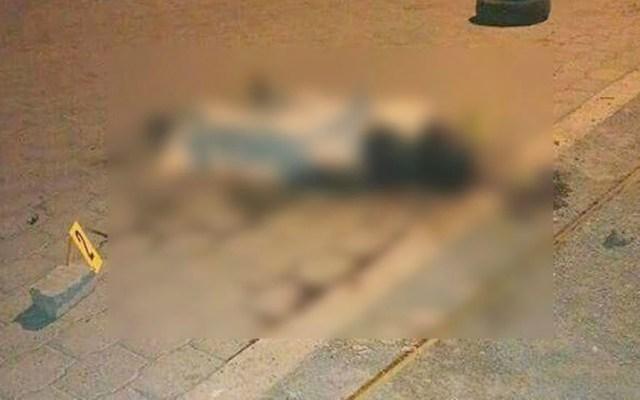 Fiscalía de Puebla investiga linchamiento en Nicolás Bravo - Foto Especial