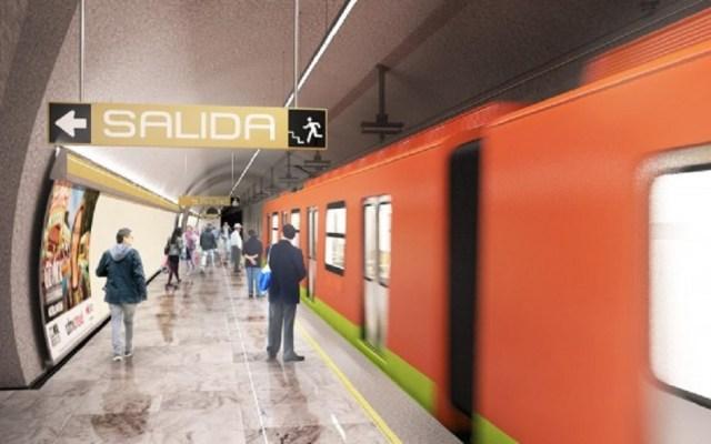 Dan auto de formal prisión a exfuncionario del Metro por fraude - Línea 12 del Metro. Foto de Sobse