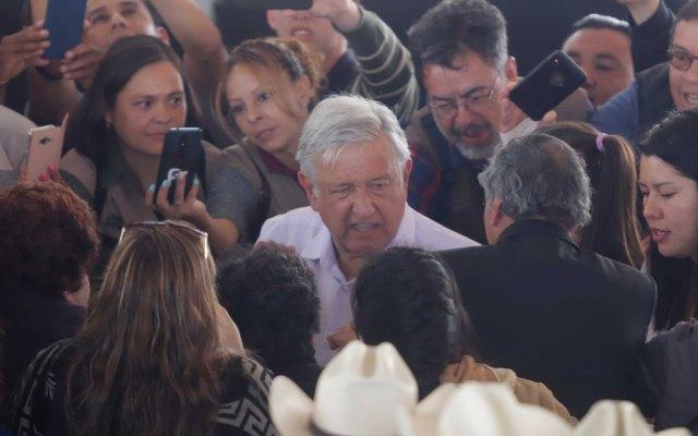 México está creciendo en lo económico: López Obrador - Foto de Notimex