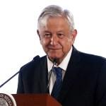 López Obrador apoya licitación restringida para Refinería de Dos Bocas - López Obrador en conferencia. Foto de Notimex