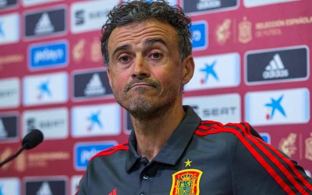 Vuelve Luis Enrique a la Selección española - Foto de La Vanguardia