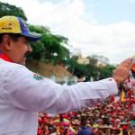 Maduro denuncia que fondos bloqueados financian planes terroristas - Foto de @PresidencialVen