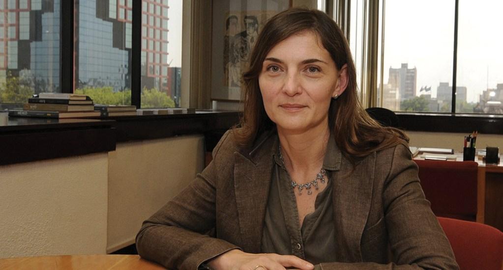 Marina Núñez es la nueva encargada de despacho del Fonca. Noticias en tiempo real