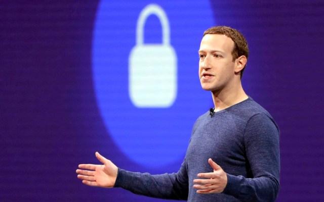 No tenemos una buena reputación de privacidad de datos: Zuckerberg - Foto de Washington Post
