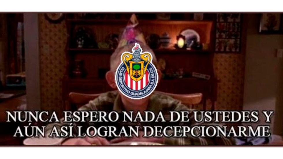 Los memes del América vs Chivas en la Copa MX