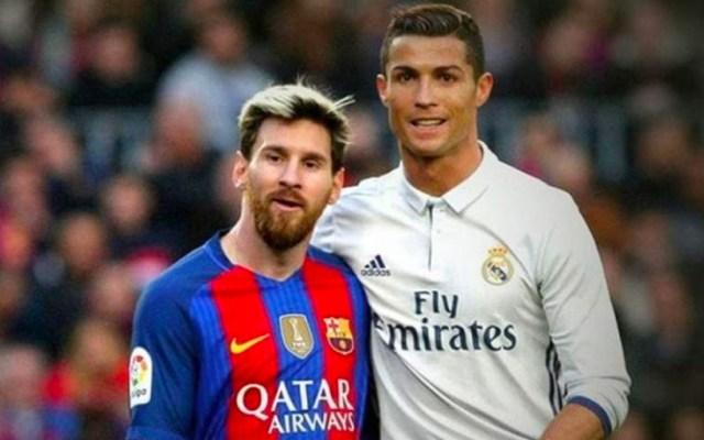 #Video Messi pone a su nivel a Cristiano Ronaldo - Foto de Marca