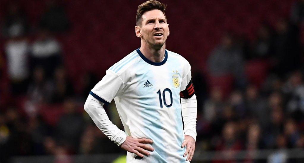 Messi no jugará amistoso contra Marruecos por molestias en el pubis. Noticias en tiempo real