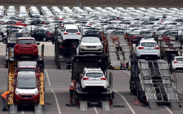 Cae 11.4 por ciento venta de automóviles en junio - venta de automóviles junio