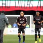 Comienza el México vs Chile - Foto de Mexsport