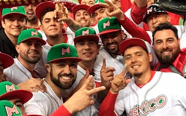 Selección Mexicana de Beisbol logra histórica victoria en Japón - Foto de @WBSC