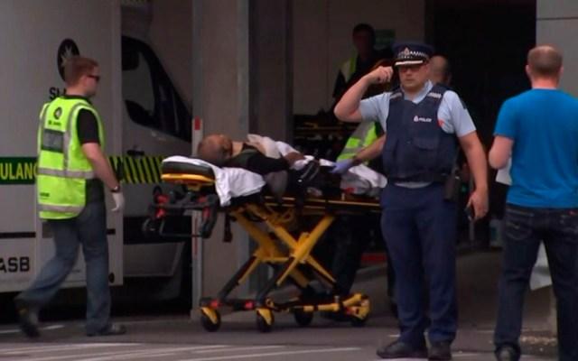 Suman 49 muertos tras ataques a mezquitas en Nueva Zelanda - Foto de AFP