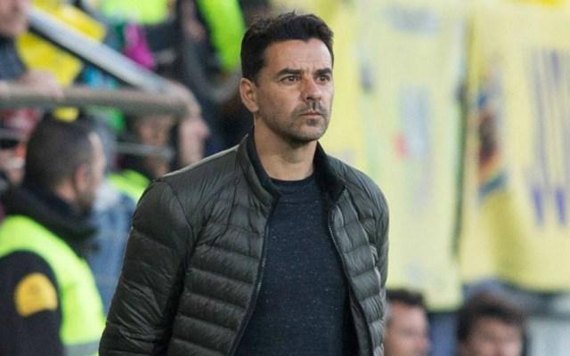 Rayo Vallecano destituye a su entrenador 'Míchel' por malos resultados - Foto de Diario As