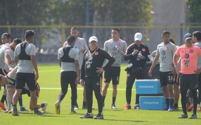 'Piojo' Herrera anuncia las bajas del América para el Clásico Nacional - Foto de Mexsport