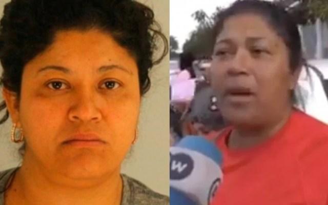 Detienen en Texas a migrante que criticó a los frijoles - Foto de Dallas County/Captura de pantalla