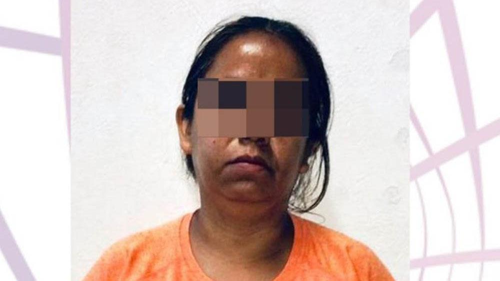 Mujer irrumpe en casa, golpea a hombre y agrede a policías en Morelos - Foto Especial