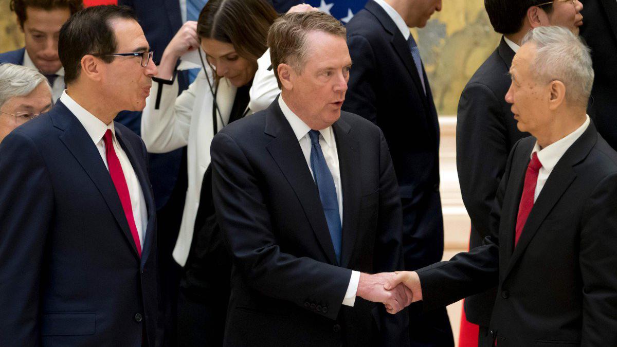 (Bolivia) | China y EEUU retoman 'productiva' ronda de negociaciones comerciales
