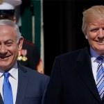 Trump recibirá a Netanyahu la próxima semana en la Casa Blanca - Foto de AFP