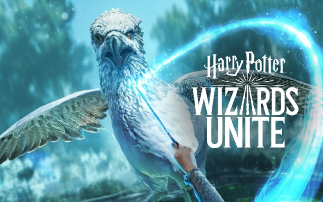 #Video El primer adelanto de Harry Potter Wizards United - harry potter juego niantic