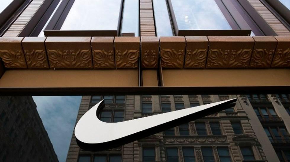 Multan a Nike con 14 mdd por limitar ventas en la Unión Europea - Foto de AFP