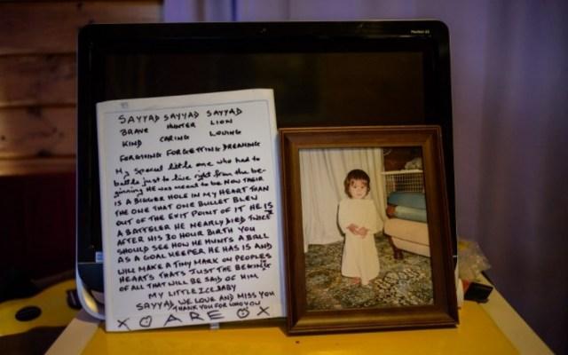 Mensaje de padre a hijo asesinado en mezquita de Nueva Zelanda - Foto de AFP