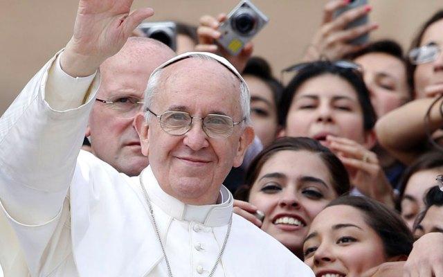Papa Francisco lanza proyecto tecnológico para los jóvenes - Foto de Obras Misionales Pontificias