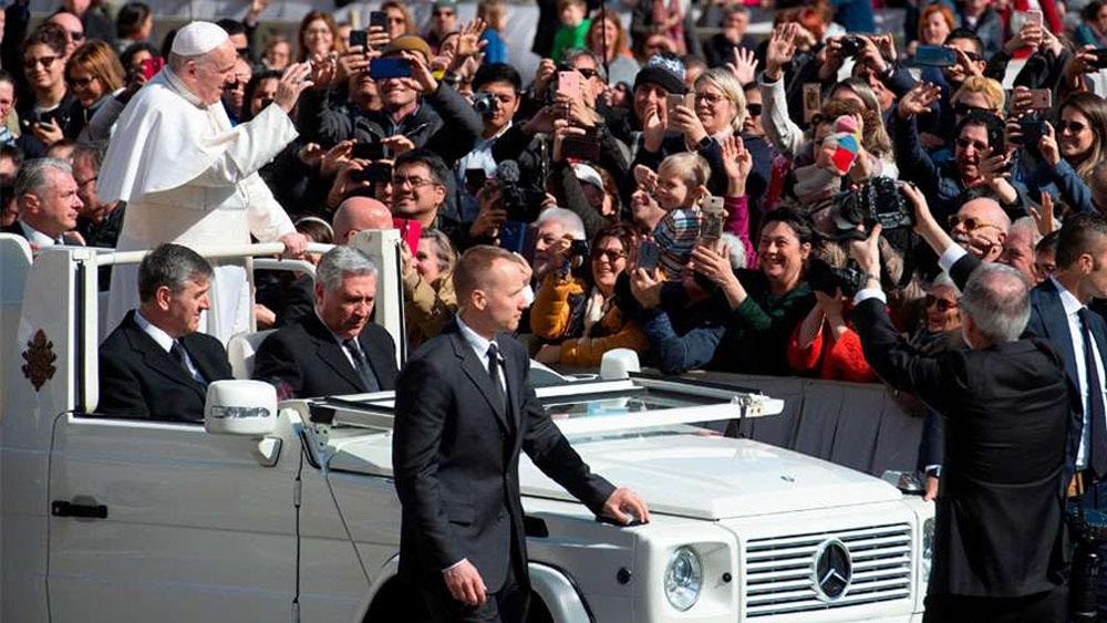 El papa Francisco reitera deseo de viajar a Sudán del Sur - Foto de Vatican Media