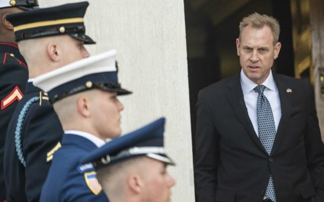 Trump tiene intención de nominar a Shanahan como secretario de Defensa - Shanahan